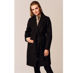 Płaszcz jesienno - zimowy DARIA  - czarny
