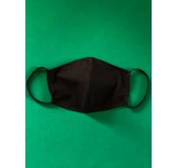 Maska ochronna  dwuwarstwowa - army -czarna
