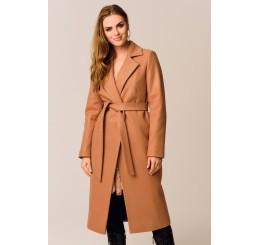 Płaszcz jesienno - zimowy ARIADNA - camel