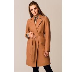 Płaszcz jesienno - zimowy DARIA - camel
